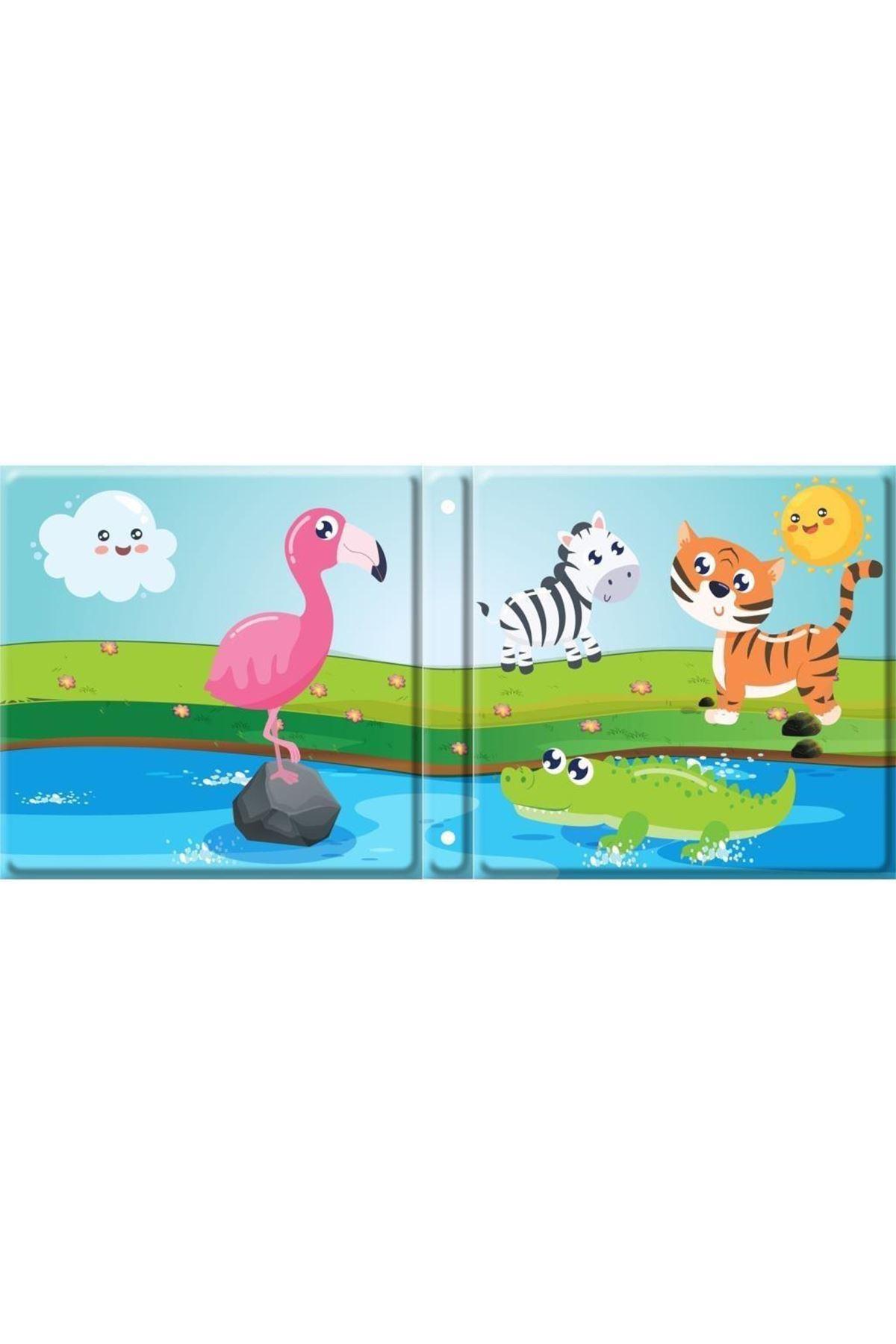 Molie Safari Banyo Kitabı 025