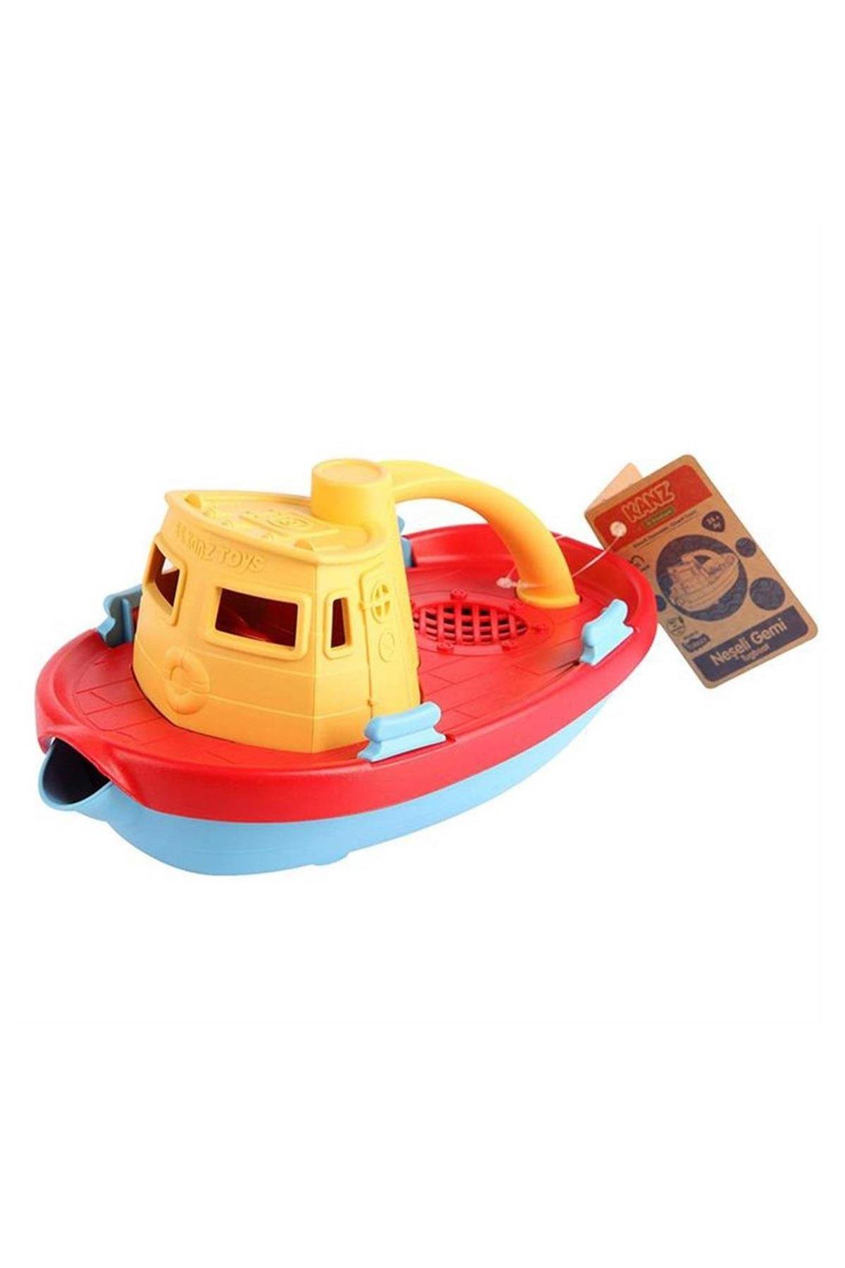 Enfal Oyuncak LC Neşeli Gemi LC-30810