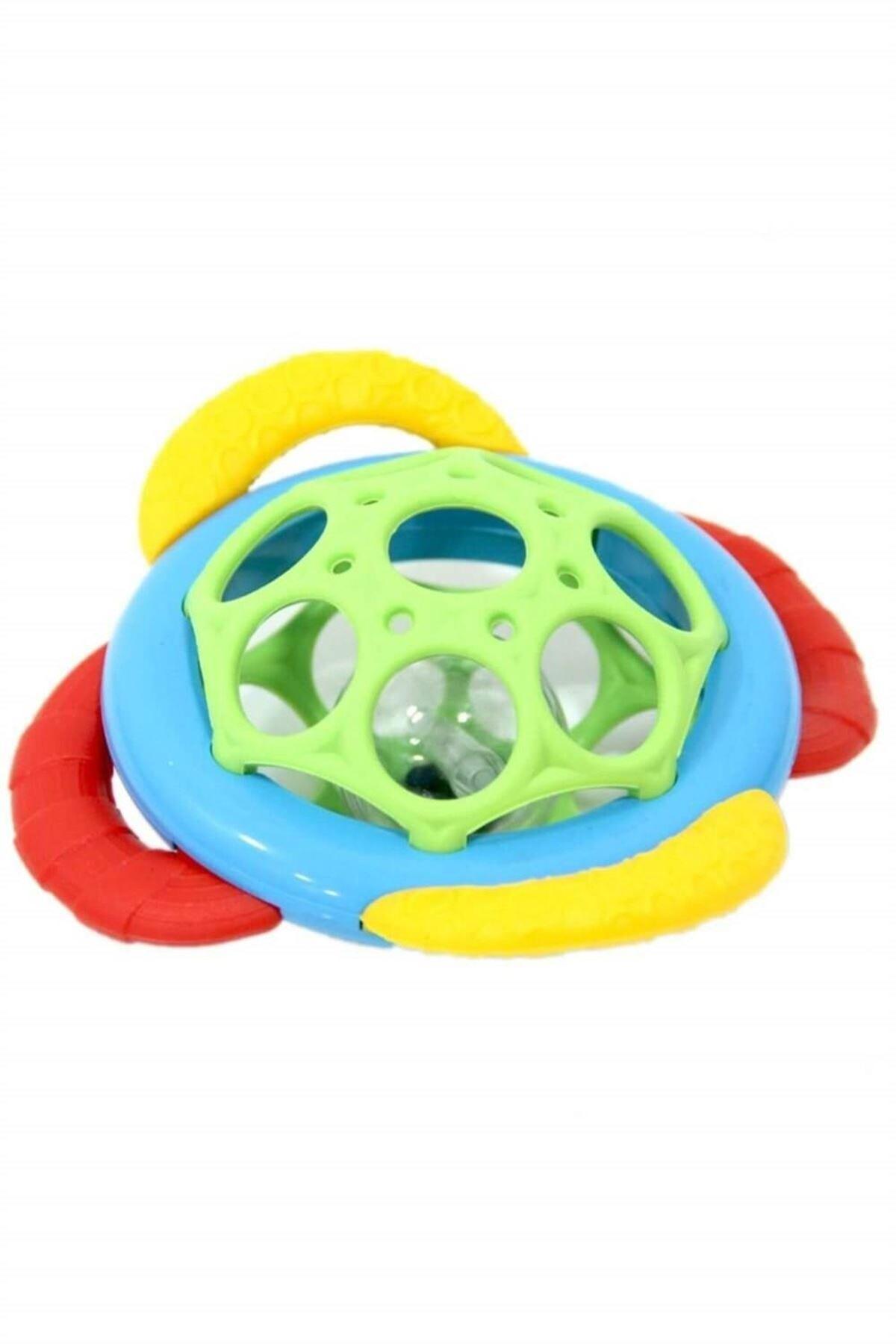 Enfal Oyuncak LC Ufo Diş Kaşıyıcı & Çıngırak LC-30800