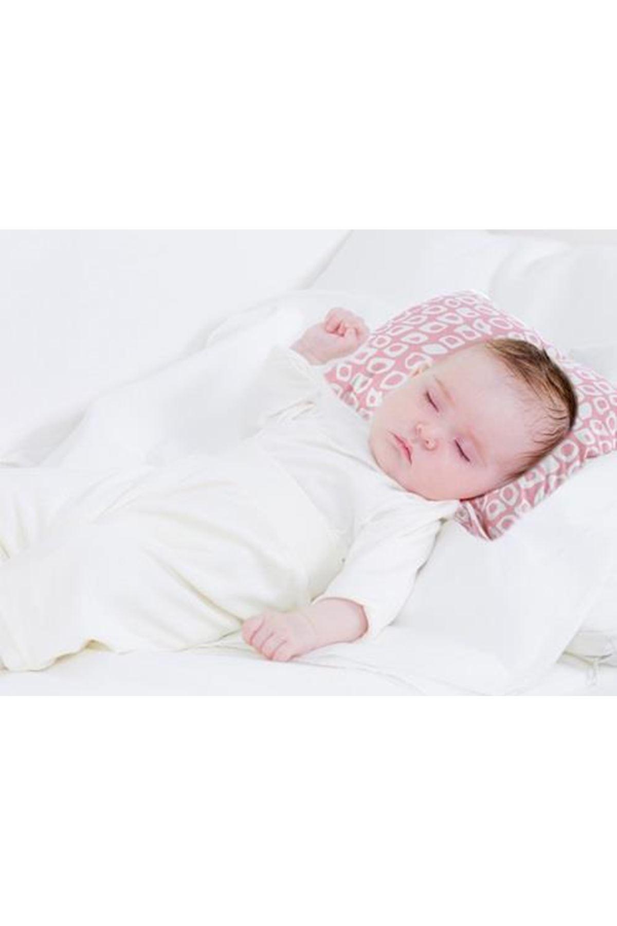 BabyJem Çok Amaçlı Emzirme Yastığı 523 Pembe Kare