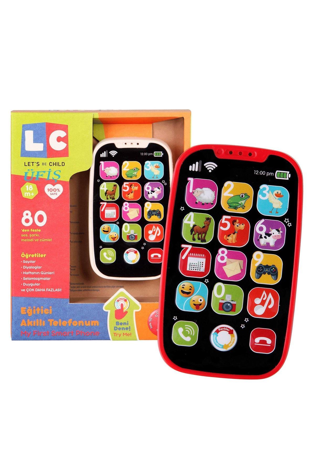 Enfal Oyuncak LC Telefon LC-30900