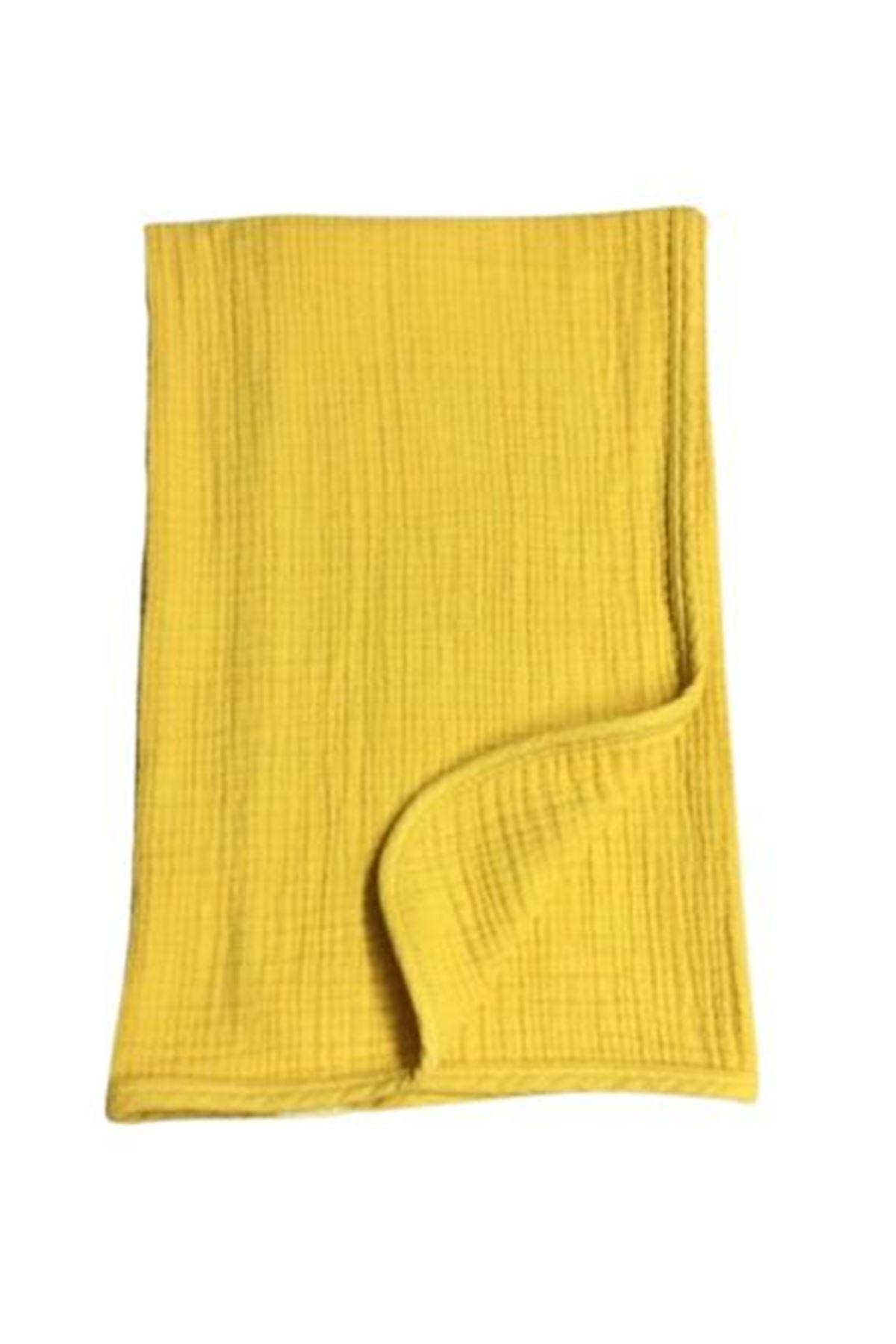 Bebepan Bürümcük Battaniye 80x90 2092 Sarı