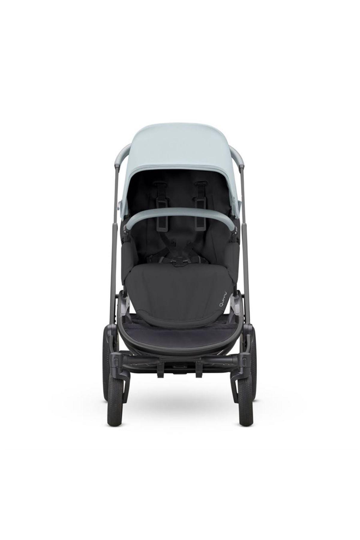 Quinny Hubb Bebek Arabası / Frost on Black