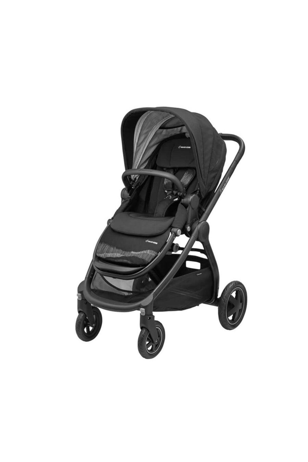 Maxi-Cosi Adorra-Cabriofix Travel Sistem Bebek Arabası / Frequency Black