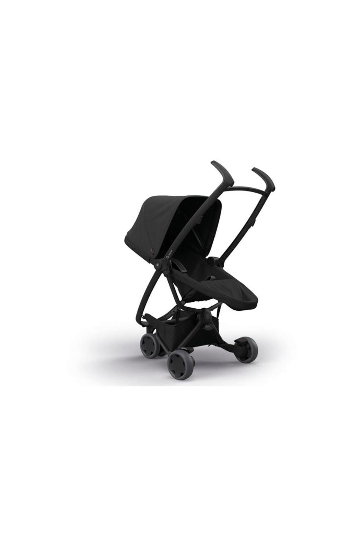 Quinny Zapp Flex Bebek Arabası / Black On Black