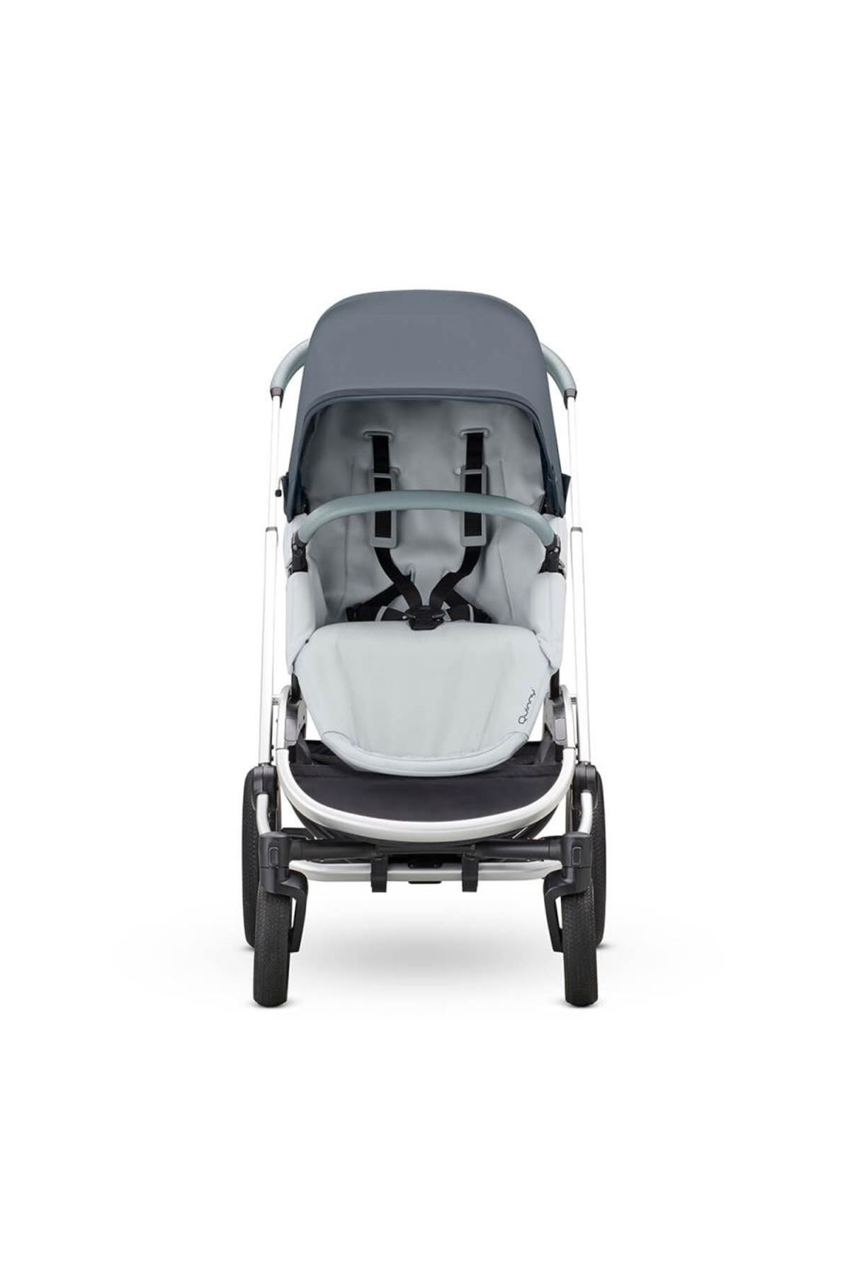 Quinny Hubb Bebek Arabası / Graphite on Grey