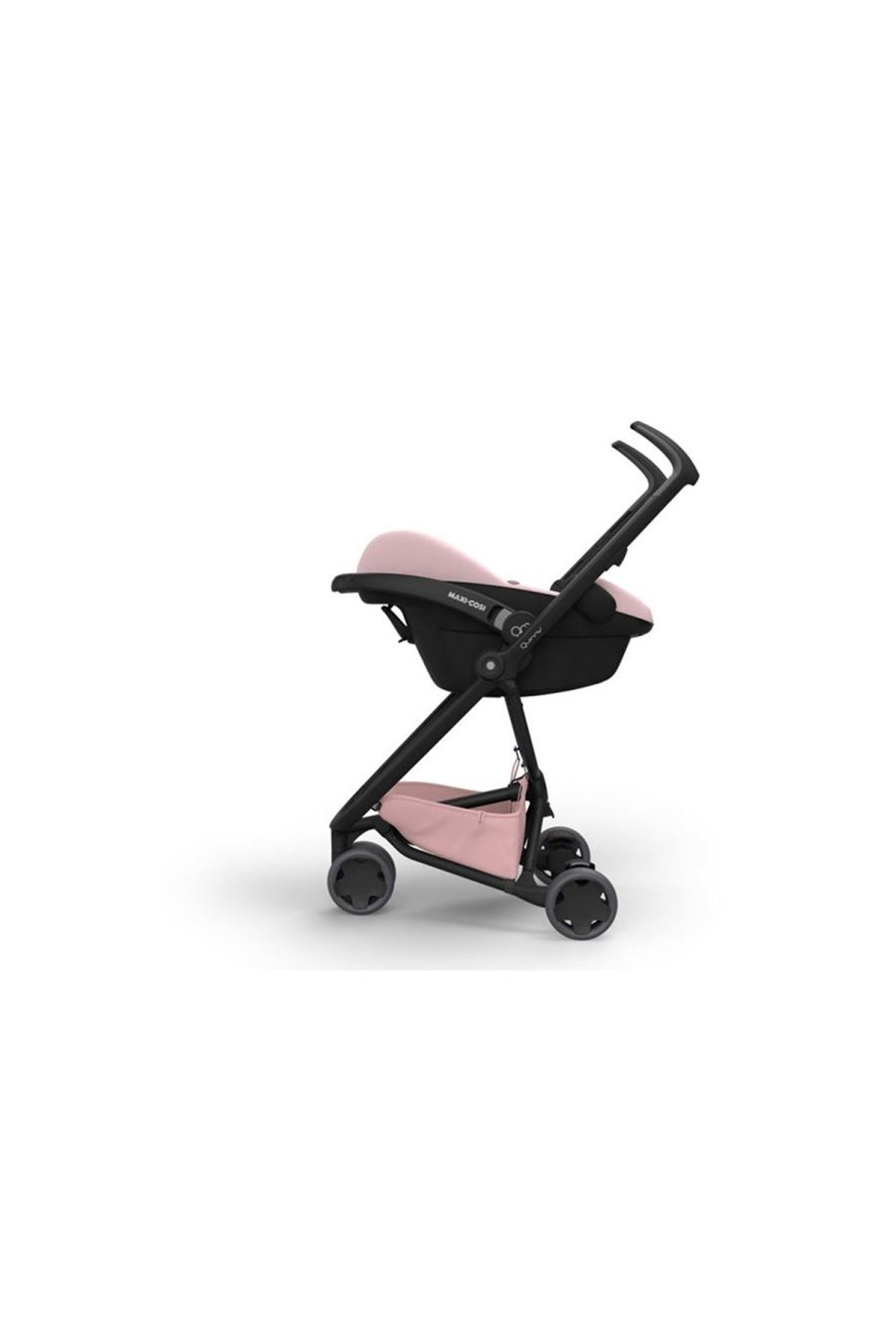 Quinny Zapp Flex Bebek Arabası / Graphite On Blush