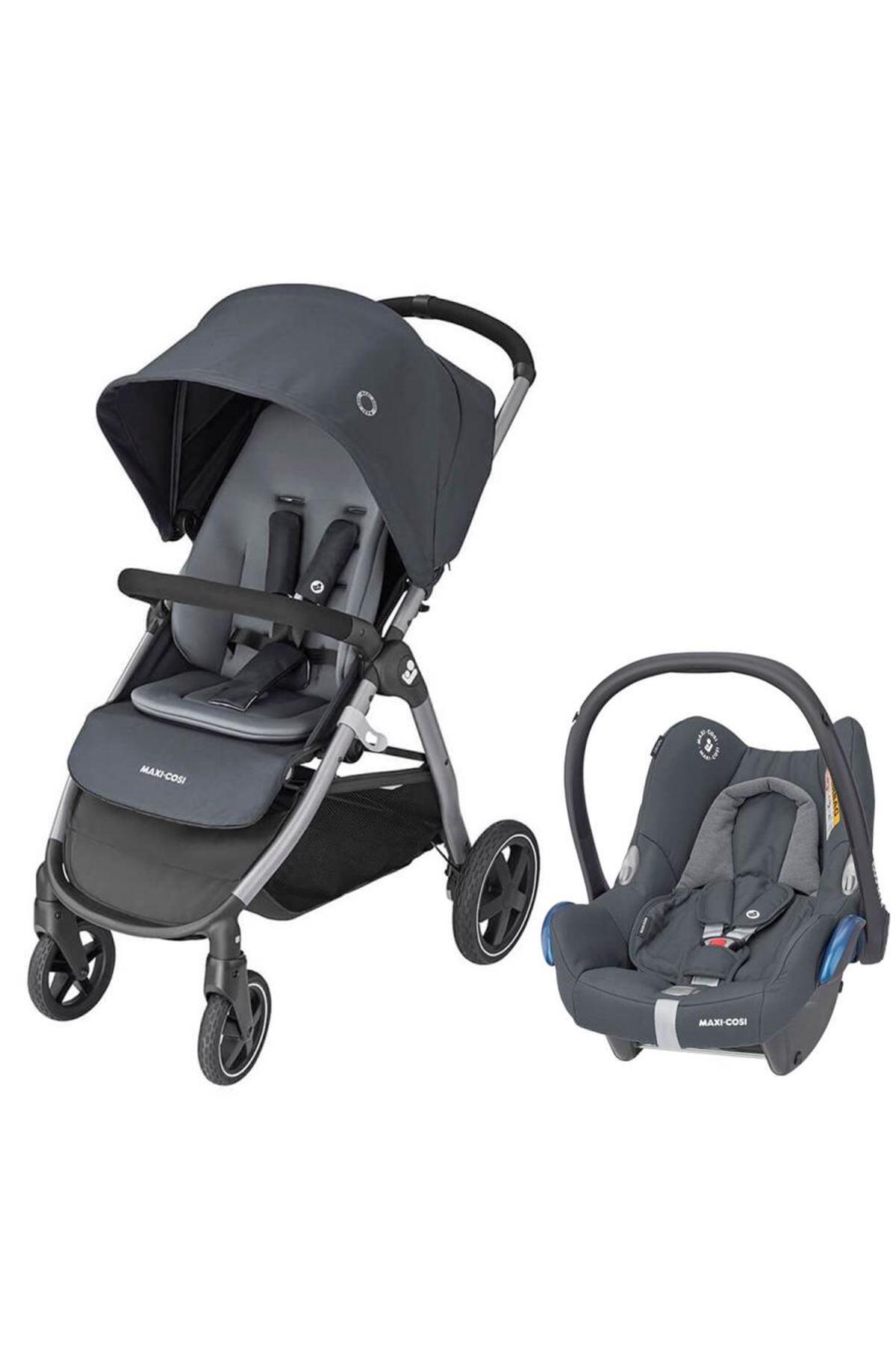 Maxi-Cosi Gia Travel Sistem Bebek Arabası / Essential Graphite