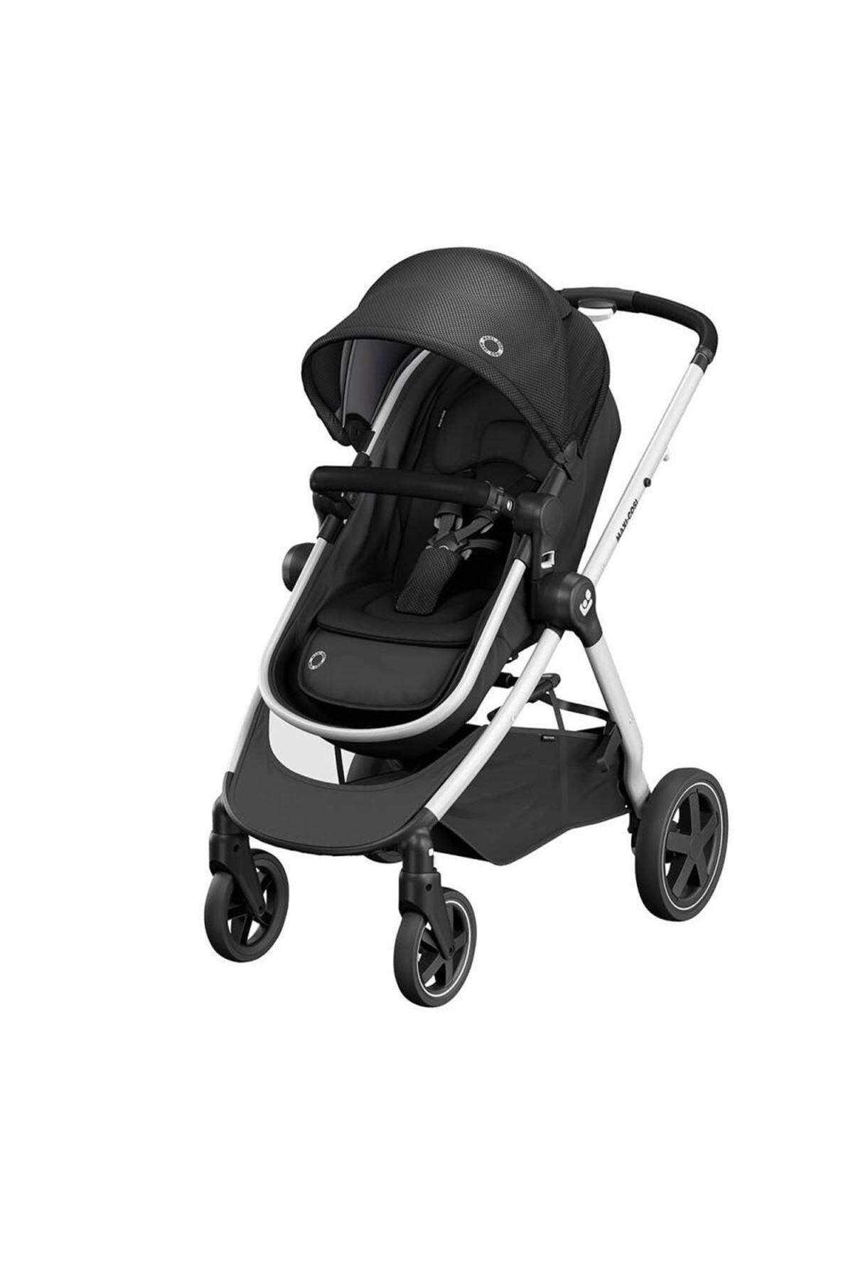 Maxi-Cosi Zelia2 Bebek Arabası / Essential Black