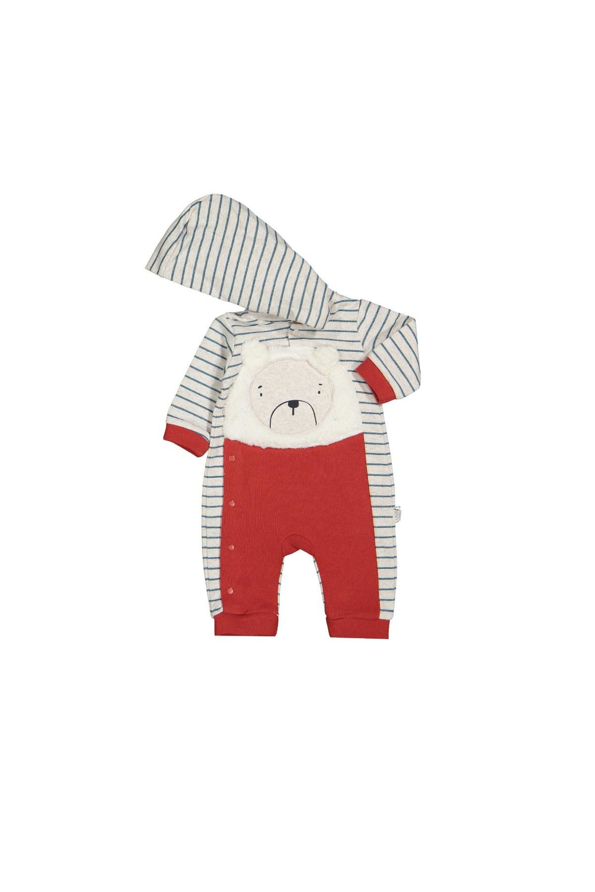 Tongs Baby North Pole Bebek Tulum 2751 Kızıl