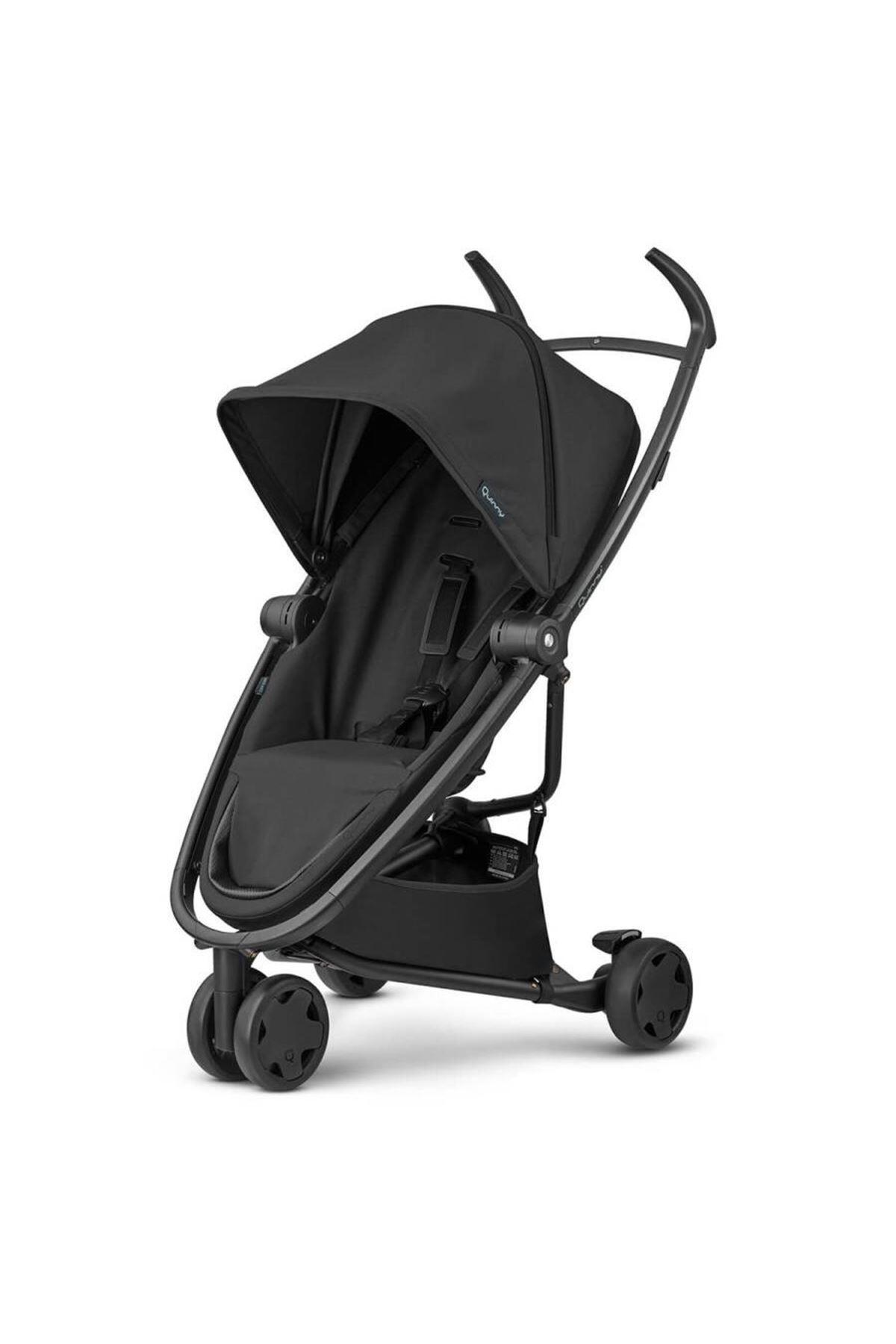Quinny Zapp Flex Travel Sistem Bebek Arabası / Black On Black