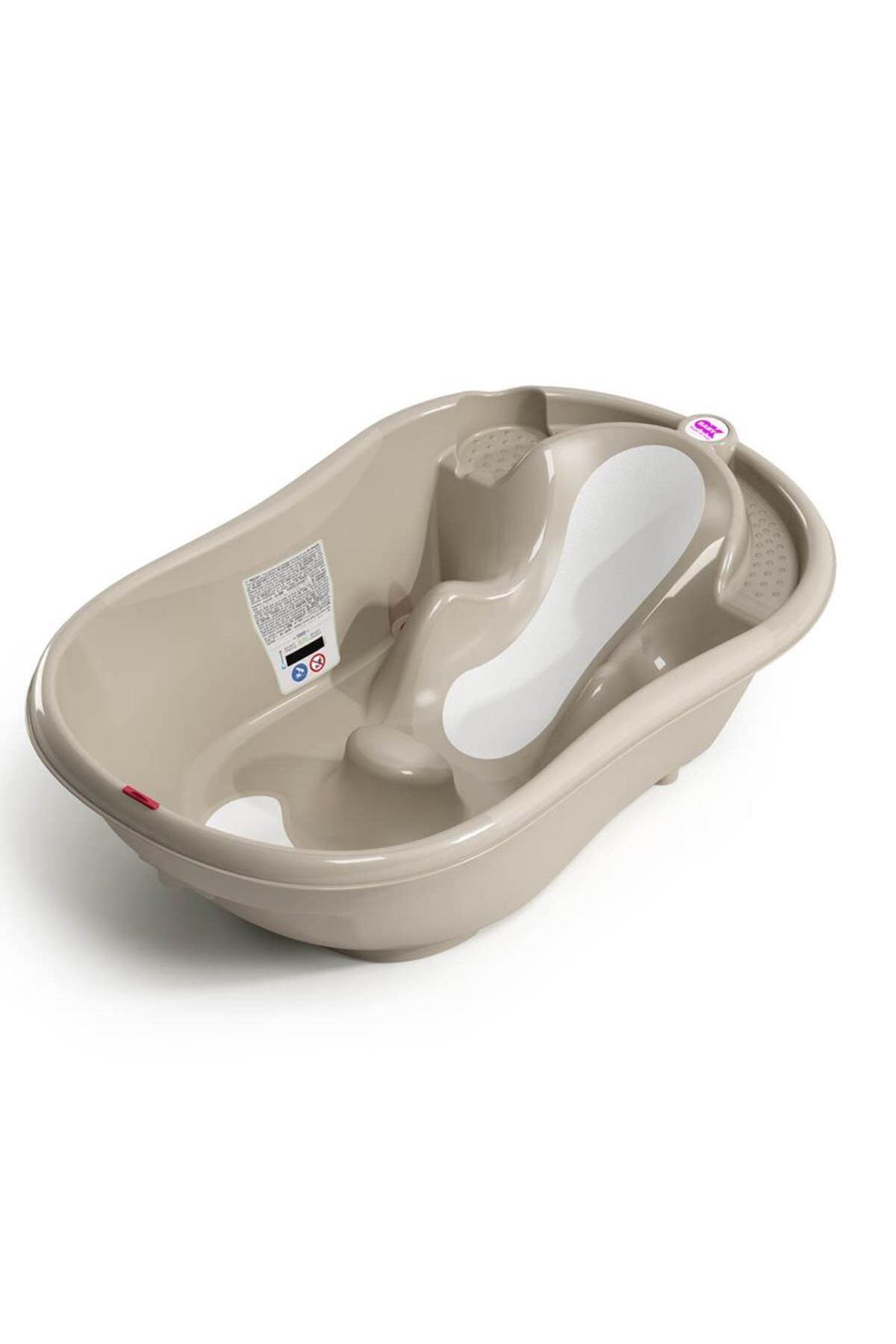 OkBaby Onda Evol Banyo Küveti & Banyo Küvet Taşıyıcı / Gri