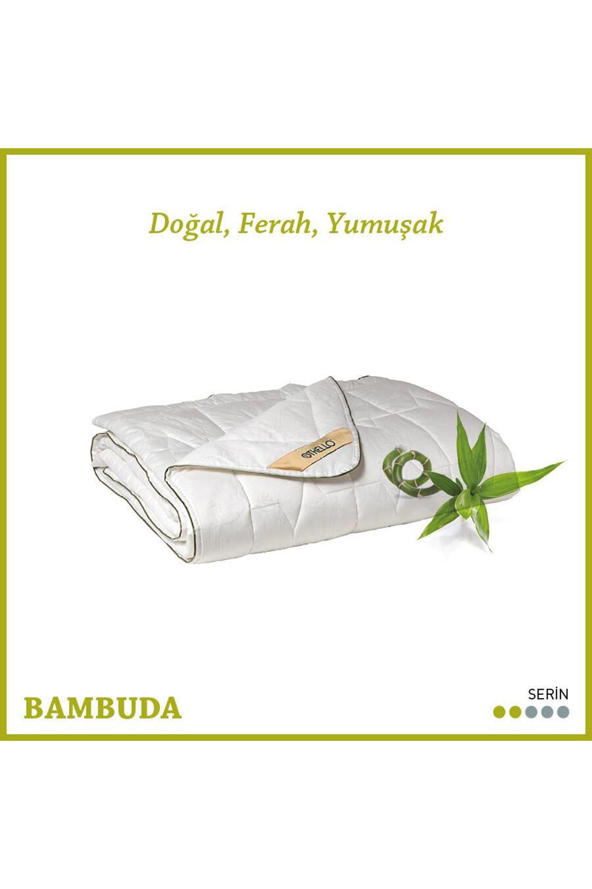 Othello Elegante Bambuda Bambu Yorgan 155x215