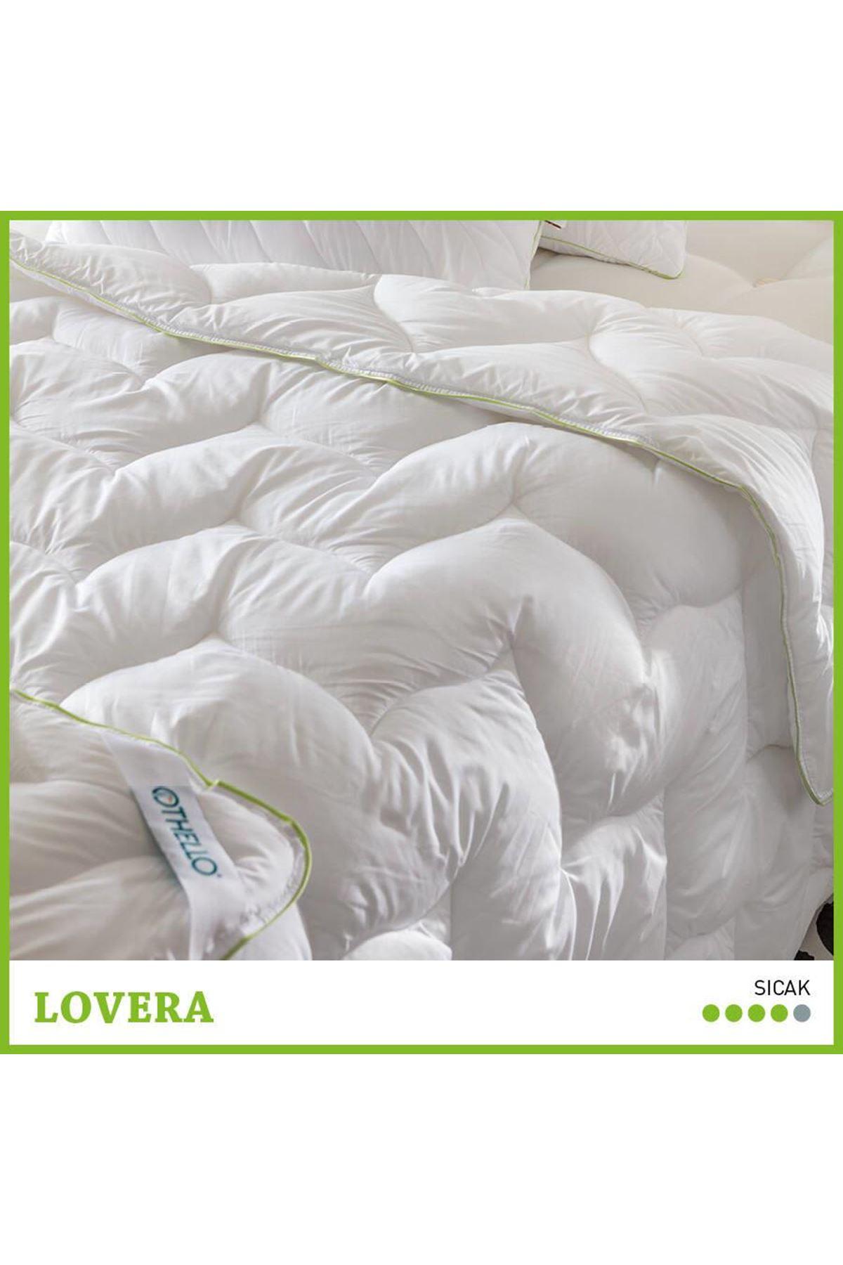 Othello Elegante Lovera Aloe Veralı Yorgan 155x215