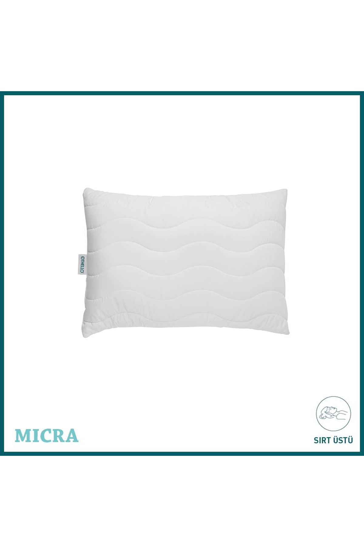 Othello Classico Micra Mikro Elyaf Kapitoneli Yastık 50x70