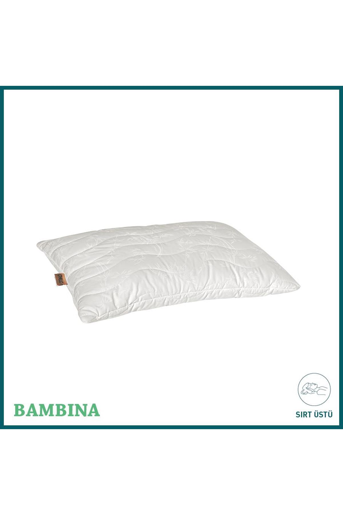 Othello Classico Bambina Bambu Kapitone Yastık 50x70