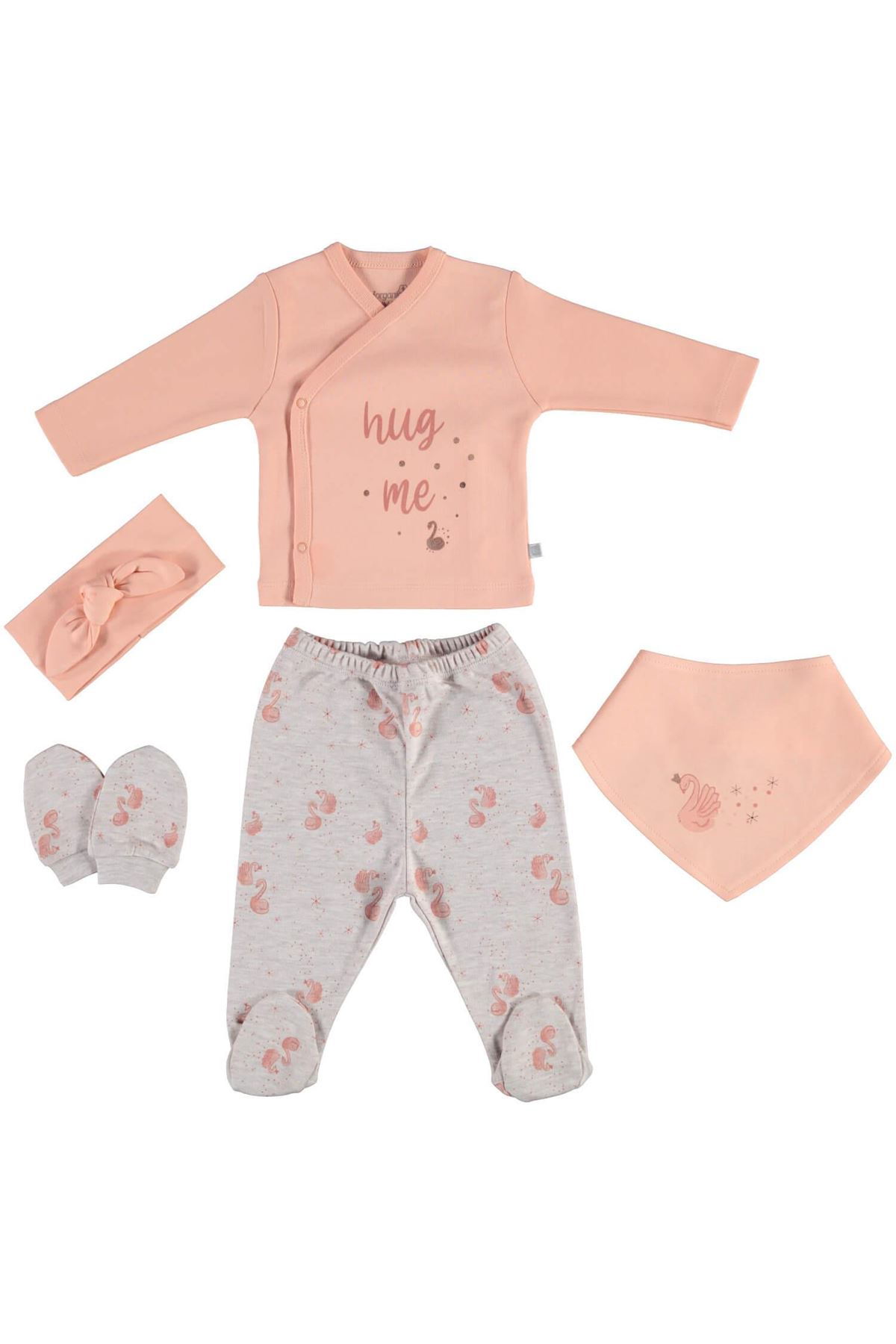 Bibaby Pink Royal 5Li Set 62225 Somon Bejmelanj