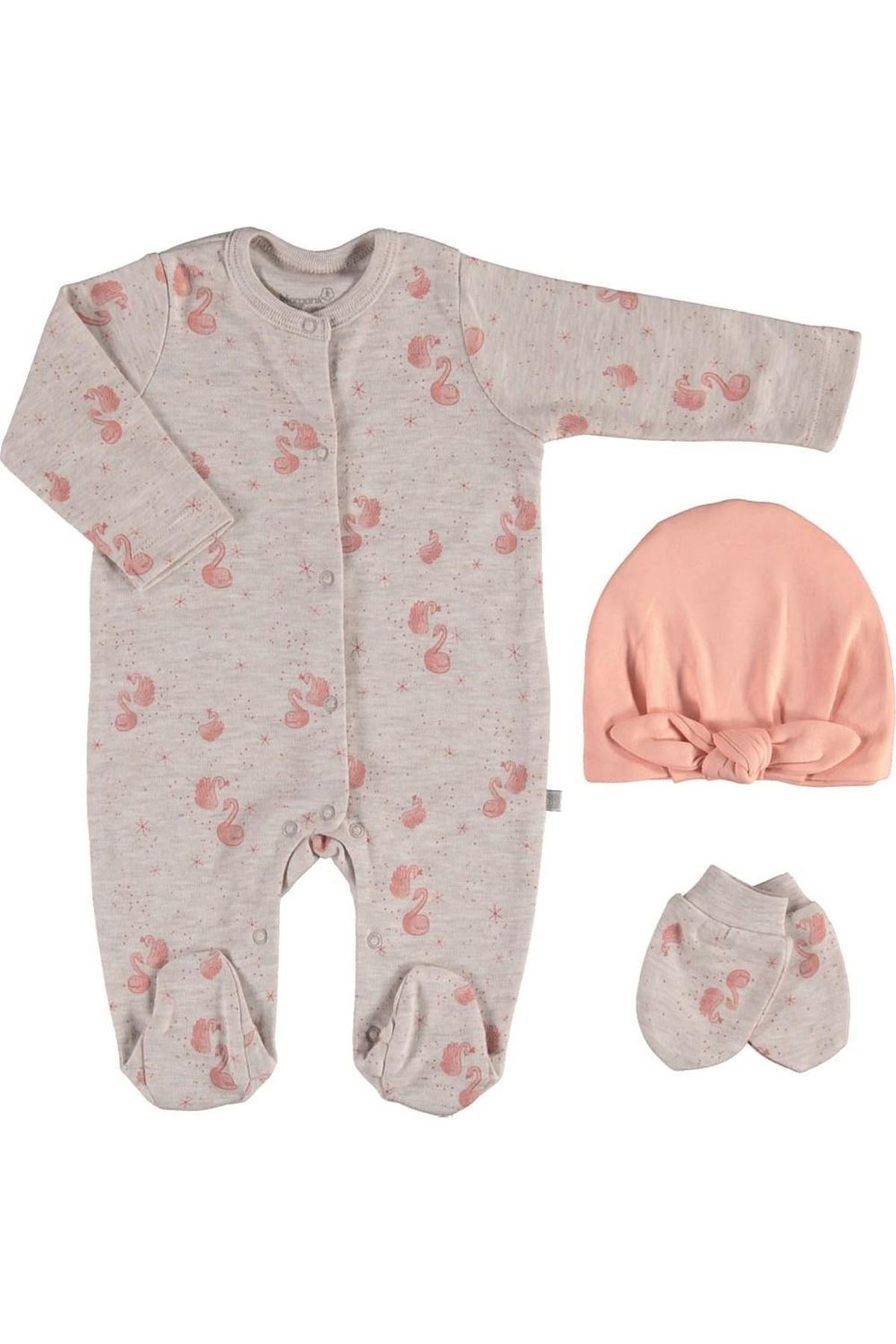 Bibaby Pink Royal 10Lu Set 63189 Somon Bejmelanj