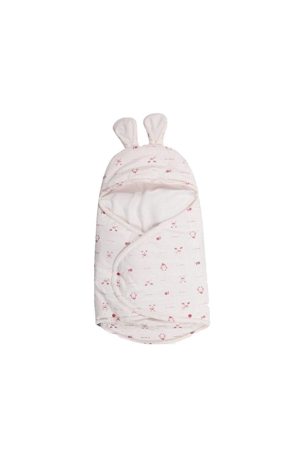Bibaby Scoop Kız Bebek Kundak 81000 Pembe