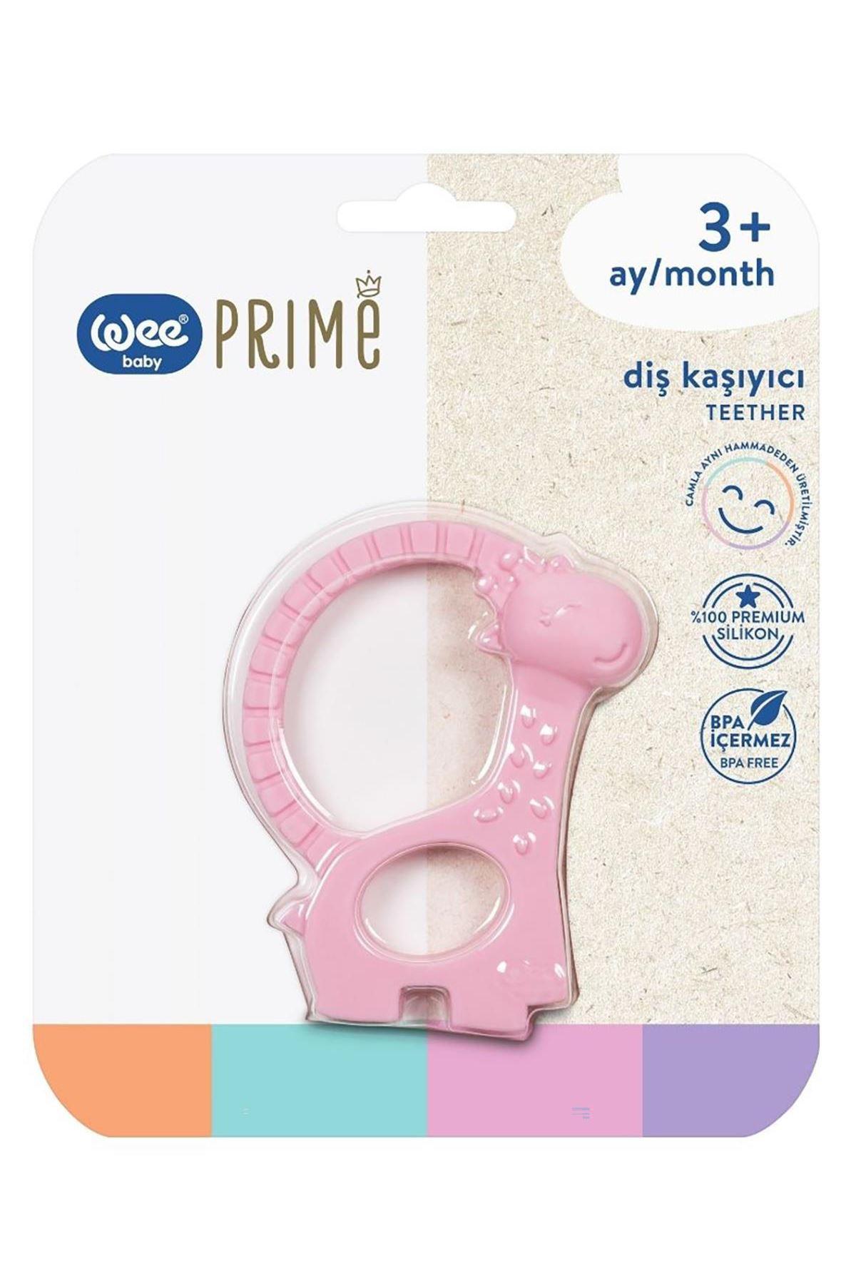 Wee Baby Prime Silikon Diş Kaşıyıcı 928