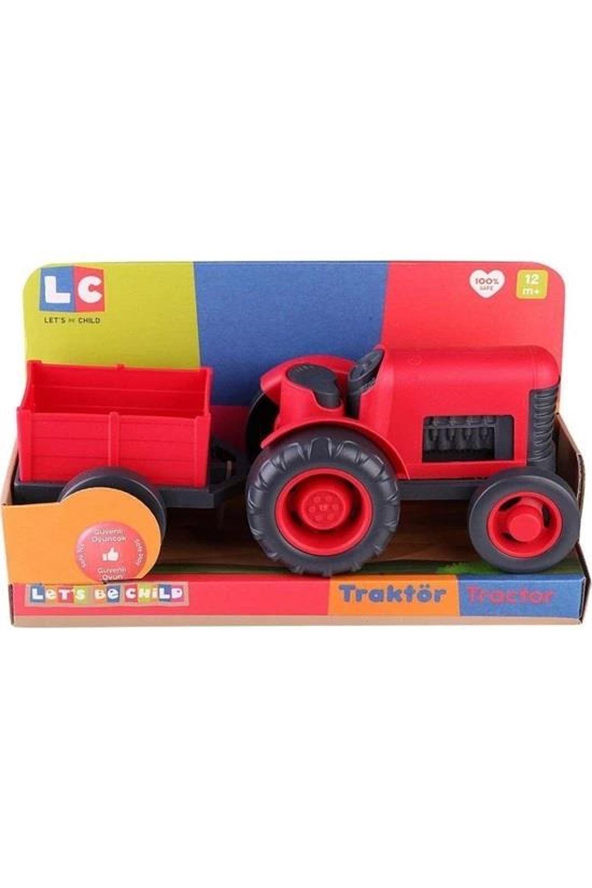 Enfal Oyuncak LC Traktör LC-30878